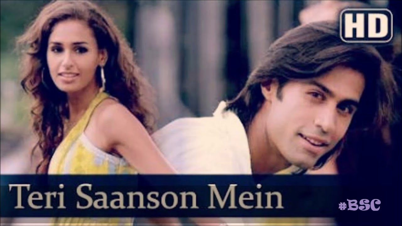 In which movie, Arijit sung this song, Teri Saanson Mein?