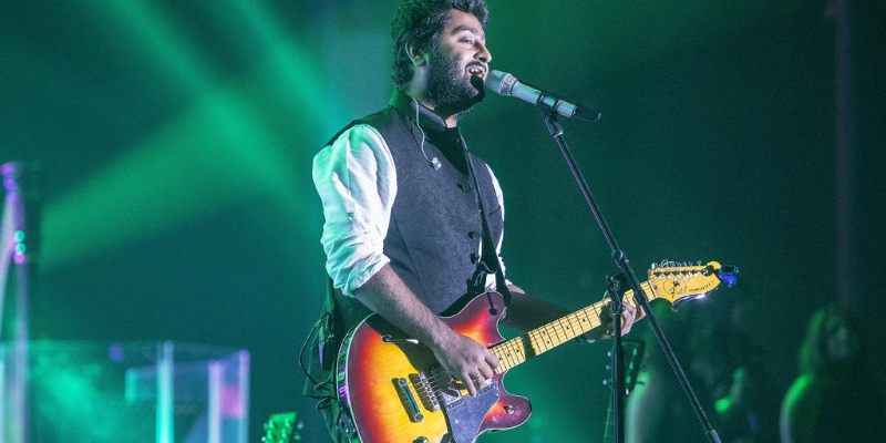 Take this quiz and see how you are big fan  Arjit Sing's song?