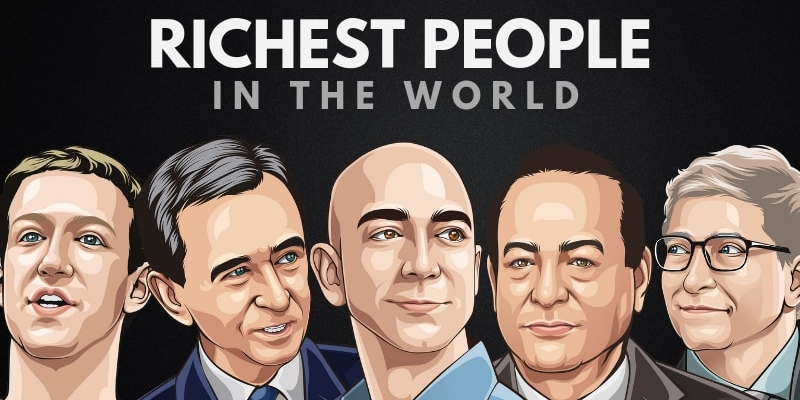 Take this quiz and see how well you know about top 10 world richest persons in the world?