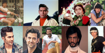 Can you guess the actors who played double role in hindi movies