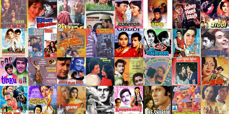 Can you guess the actor who played the lead role in these Bollywood movies