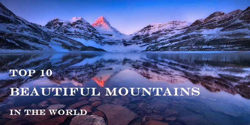 Take this quiz and see how well you know about top 10 beautiful mountain in the world?