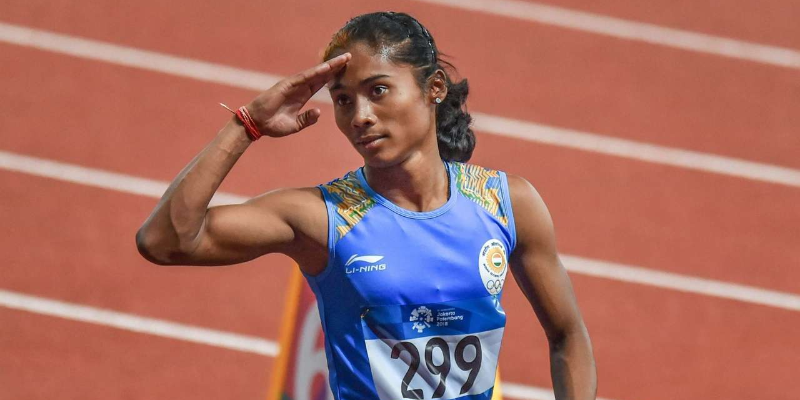 Take this quiz and see how well you know about golden girl Hima Das?
