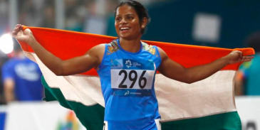 Take this quiz and see how well you know about Dutee Chand?