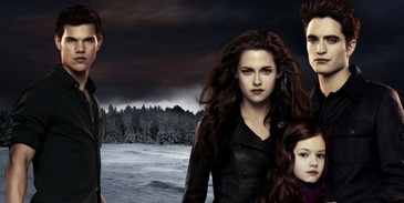 Which Twilight character are you