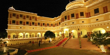 Which palace will be your wedding destination