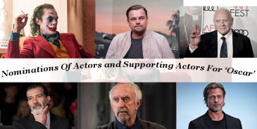 Take this quziz and try to recognize Oscar nominated actors and supporting actors of this year?