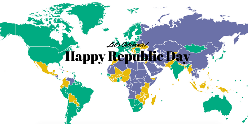 Take this quiz and see when other countries celebrate their Republic Day?