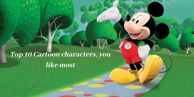 Take this quiz and try to recognise  the cartoon characters?