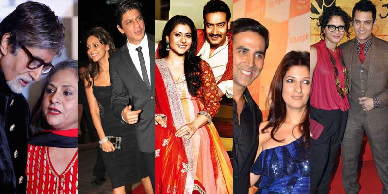 Can you guess the age difference between these Bollywood couples