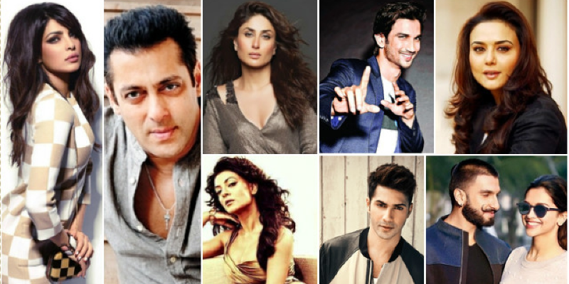 Can you guess the debut movies of these Bollywood stars