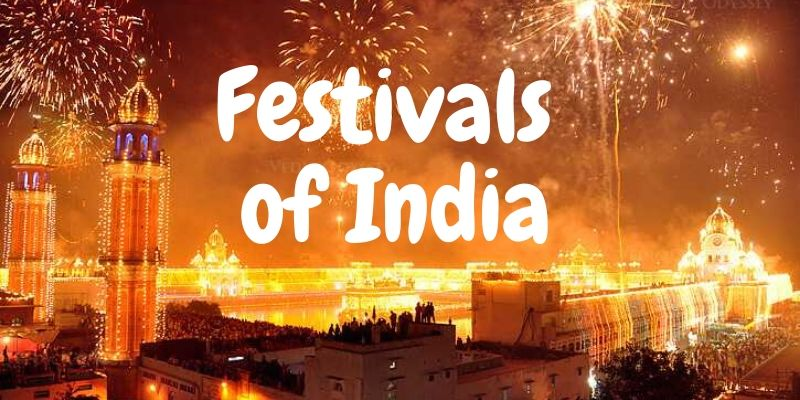 Take this quiz and see how well you know indian festivals will be celebrated in India?