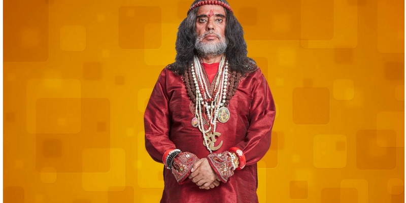 Which Indian controversial Baba are you