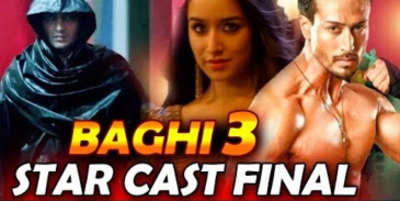 Take this quiz and see how well you know about Baghi 3 actors and actress?