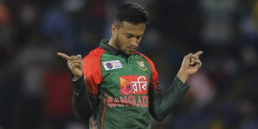 Take this quiz and see how well you know about Shakib Al Hasan?