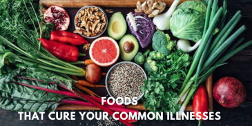 Take this quiz and see how well you know about the food that can cure your Common Illnesses?