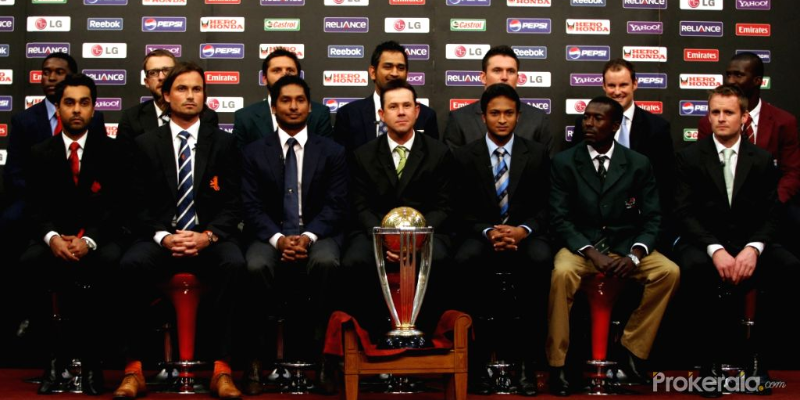 Take this quiz and try to recognise the captains of participate teams