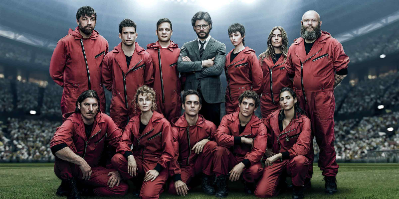 Take this Money Heist quiz and see how well you know about the cast