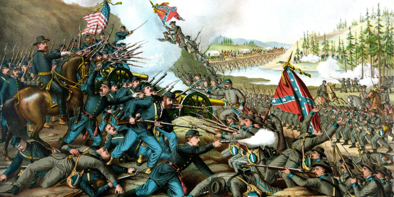 Take this war quiz and see how well you know about American Civil war?