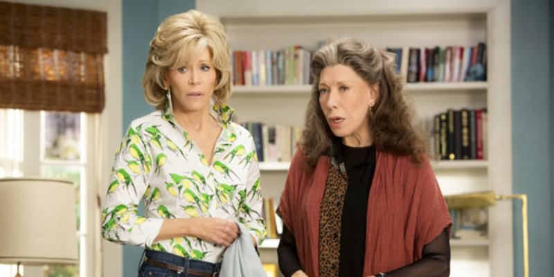 Take this Grace and Frankie season 4 quiz and check your score