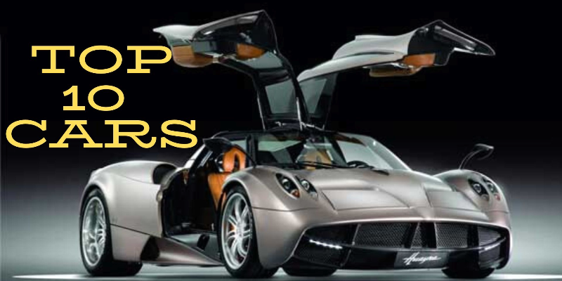 Take this car quiz and see how well you know about world top 10 car?
