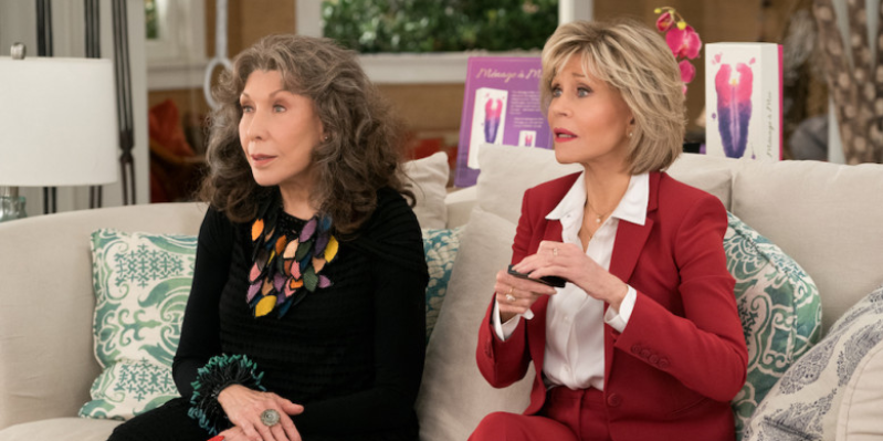 How well you know about Grace and Frankie season 5? Take this quiz to know