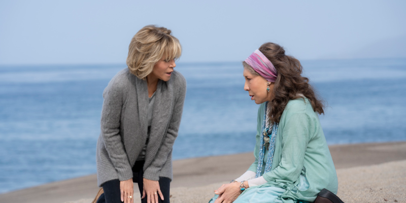 How well you know about Grace and Frankie season 6? Take this quiz to know