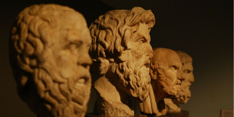 Which famous philosopher are you