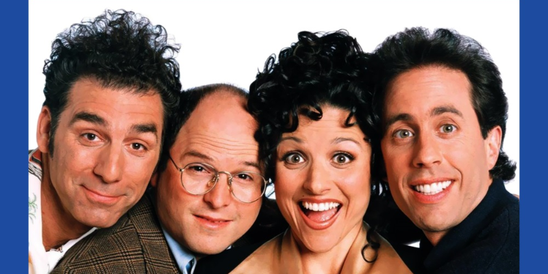 Take this quiz based on Seinfeld season 1? Check your score