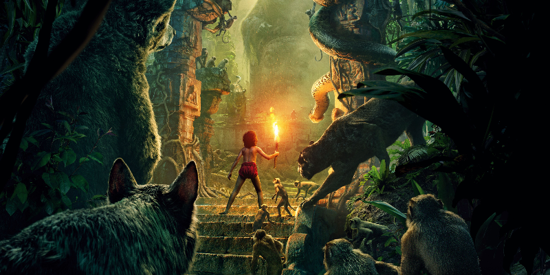 Can you guess the celebrity who voiced the characters in the film The Jungle Book
