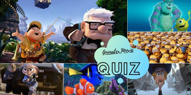Take this animated movie quiz and see how well you know?