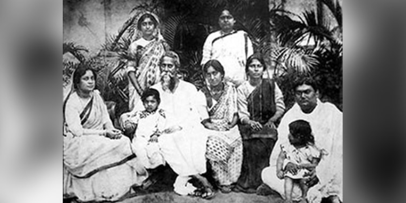 Take this Tagore's family quiz and try to recognize them?