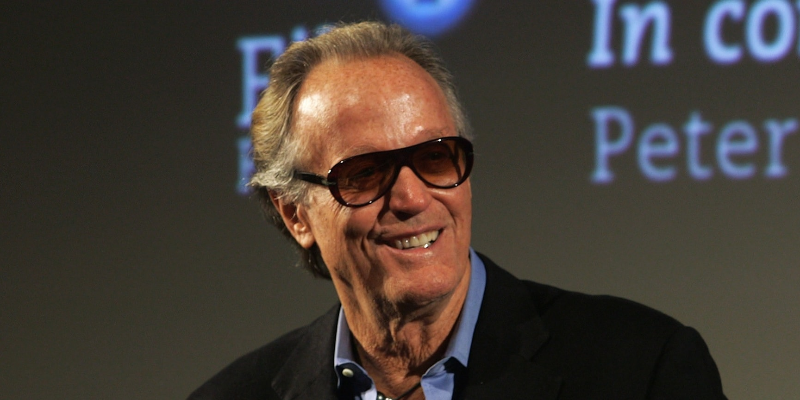 Answer this quiz questions on Peter Fonda and check your score