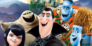 Can you guess the celebrity who voiced the characters in the film Hotel Transylvania?