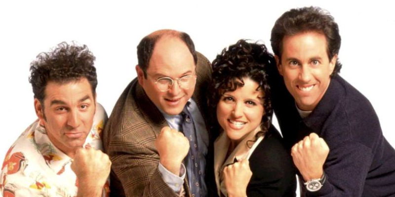 Take this quiz about Seinfeld season 4 and check your score