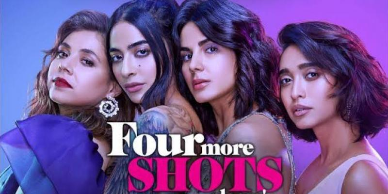 Answer this quiz questions based on Four More Shots Please season 1 and check your score