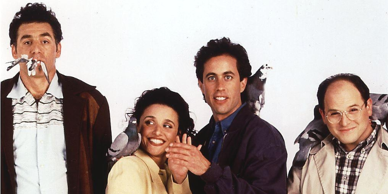 Answer this quiz questions about Seinfeld season 5 and check your score
