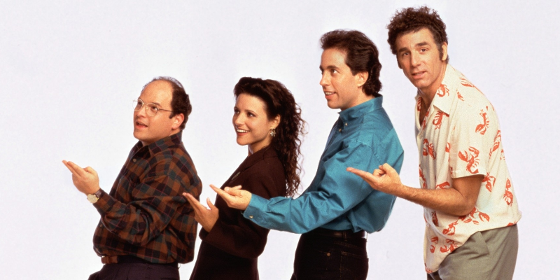 How well you know about Seinfeld season 6? Take this quiz to know