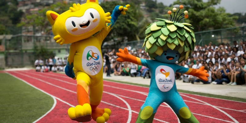 Which Olympic mascot are you