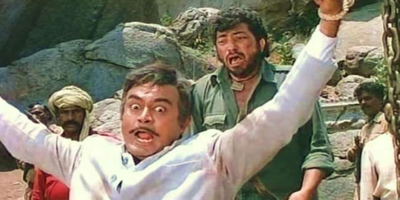 How well you know the famous Bollywood movie dialogue