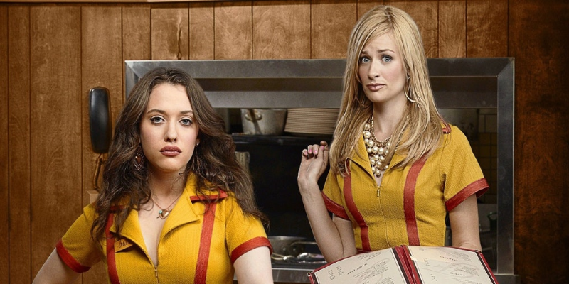 Answer this quiz questions about 2 Broke Girls season 5 and check your score