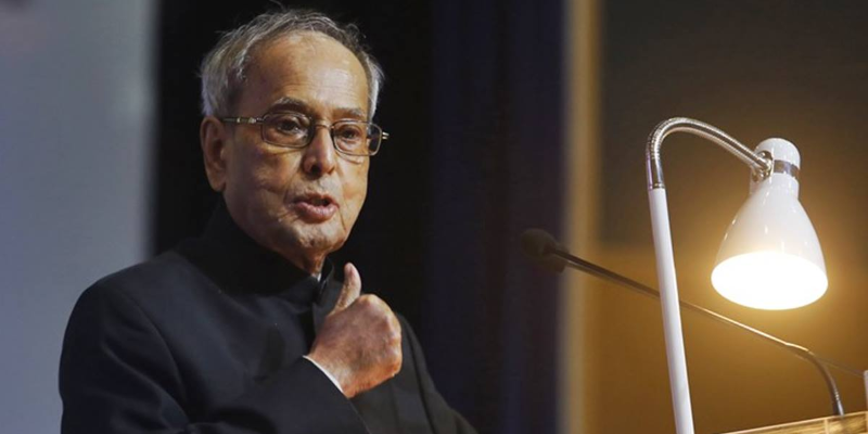 Take this quiz and see how well you know Pranab Mukherjee?