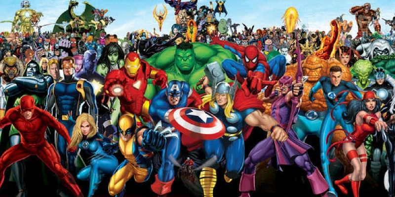 Which Marvel character are you