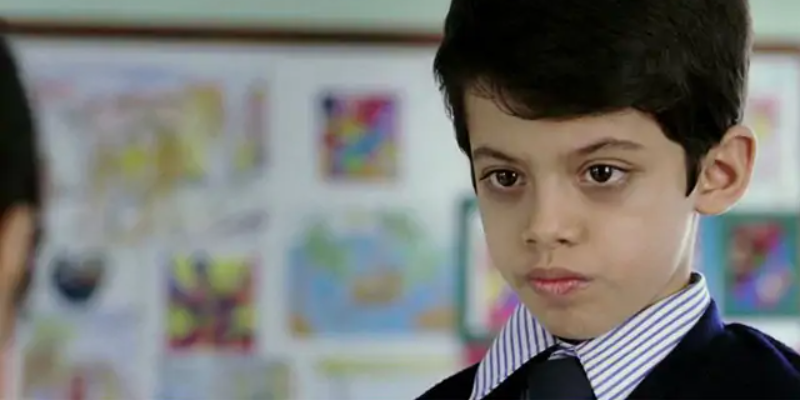 In which movie we had seen this child actor/actress?