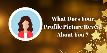 What does your profile picture reveal about you