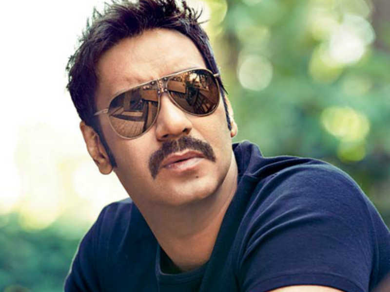 Which is not Ajay Devgan's movie?
