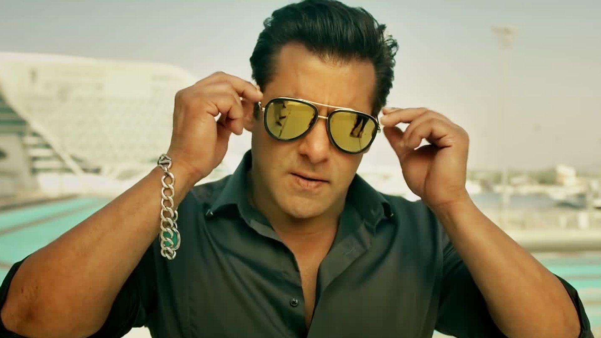Which is not Salman Khan's movie?