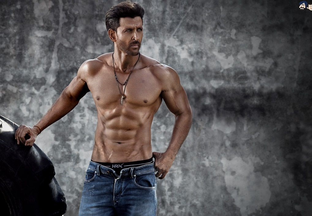 Which is not Hrithik Roshan's movie movie?