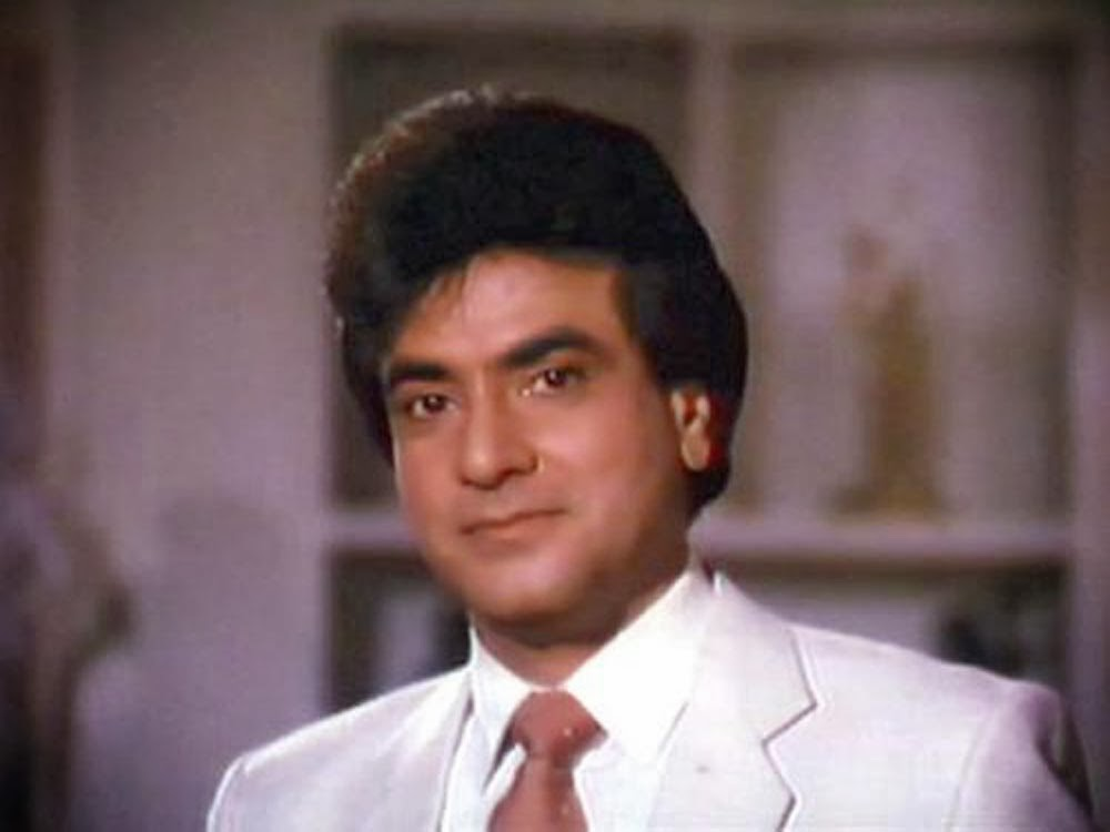 Guess the non actress who did Jeetendra marry?