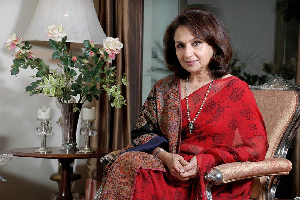 Guess teh cricketer who married Sharmila Tagore?
